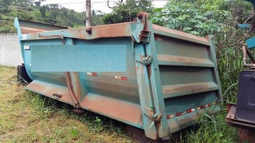 5 unidades caçambas basculantes para caminhões traçados