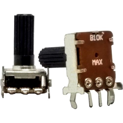 5 unidades potenciômetro para receptor l25 10kb