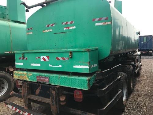 5 unidades vw 26-260 6x4 tanque pipa 20.000 litros
