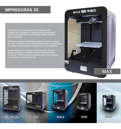 5 x 1 kg filamento profesional 3d pla hips: envio gratis