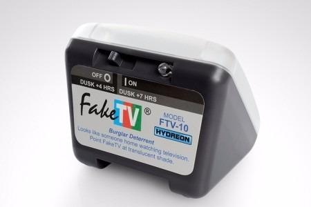5 x faketv - ahuyenta ladrones (sensor, alarma)