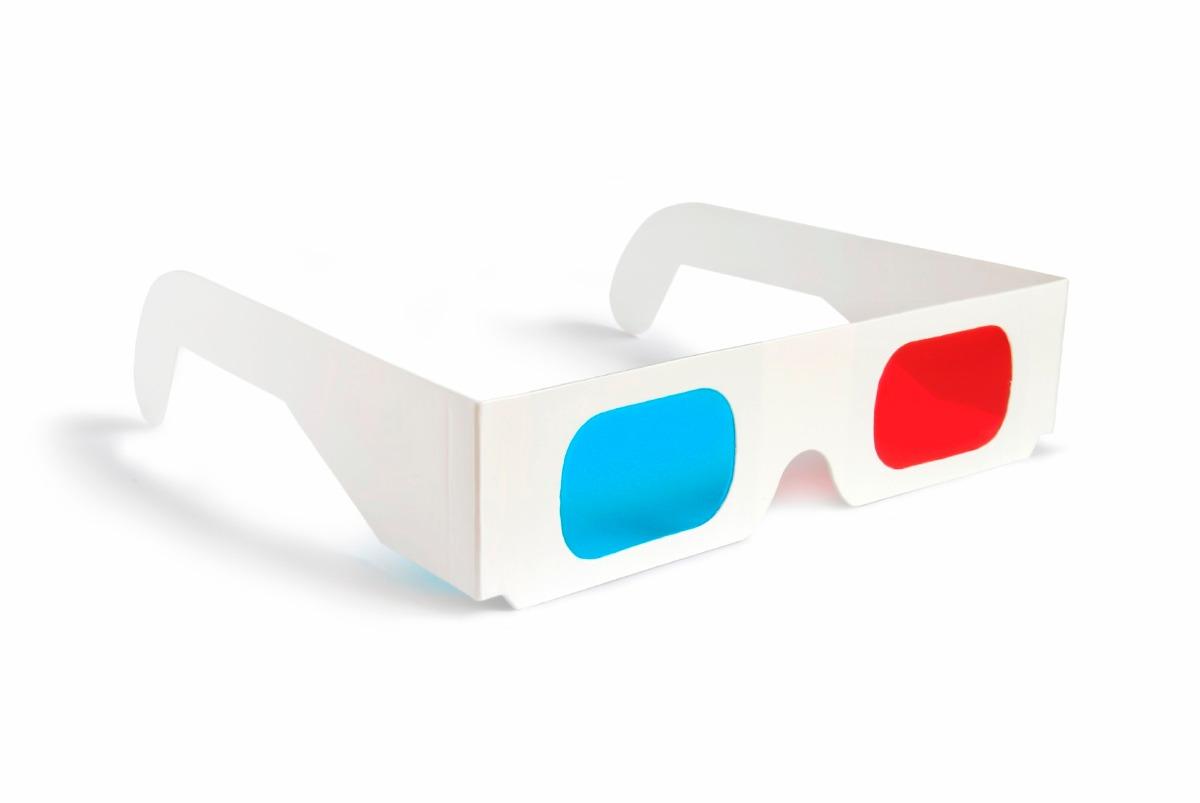Resultado de imagem para oculos 3d antigo