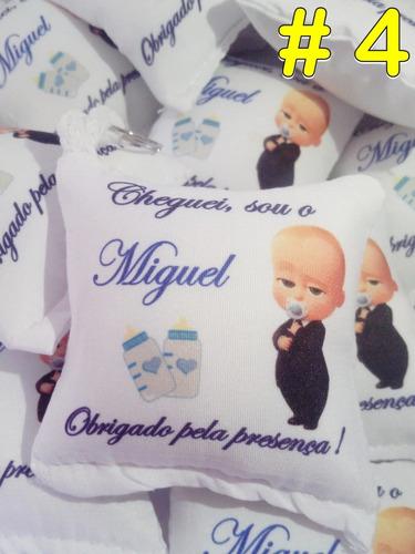 50 almochaveiros / maternidade bebê menino / embrulho grátis