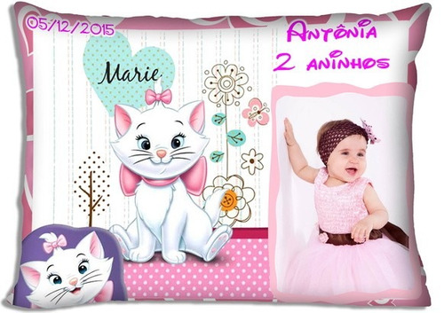 50 almofadas personalizadas aniversário moranguinho