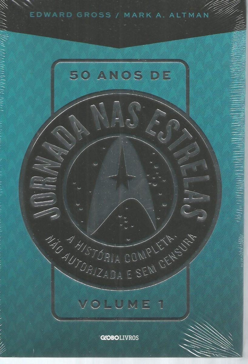 4ba2d32bb 50 anos de jornada nas estrelas 1 globo bonellihq cx352 g18. Carregando  zoom.