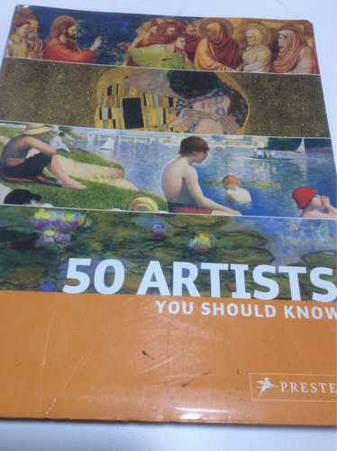 50 artist you should know