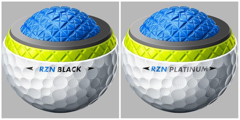4d4b3396fd13b 50 bolas nike rzn tour platinum 4 camadas novas - easy golf. Carregando  zoom.