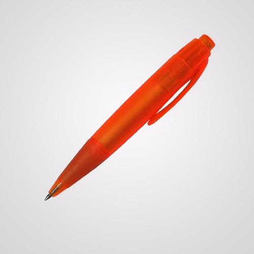 50 bolígrafos ideal promo empresas. consultá impresion logo