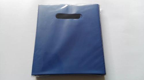 50 bolsa plástica p/ imprimir serigrafía tipo boutique 28x35