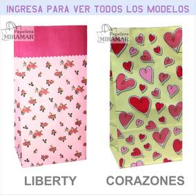 0f9ec1a48 Bolsa Papel Shabby - Souvenirs para Cumpleaños Infantiles Bolsitas ...