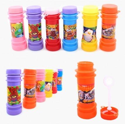 50 burbujeros jabon infantil cumpleaños piñata fiesta