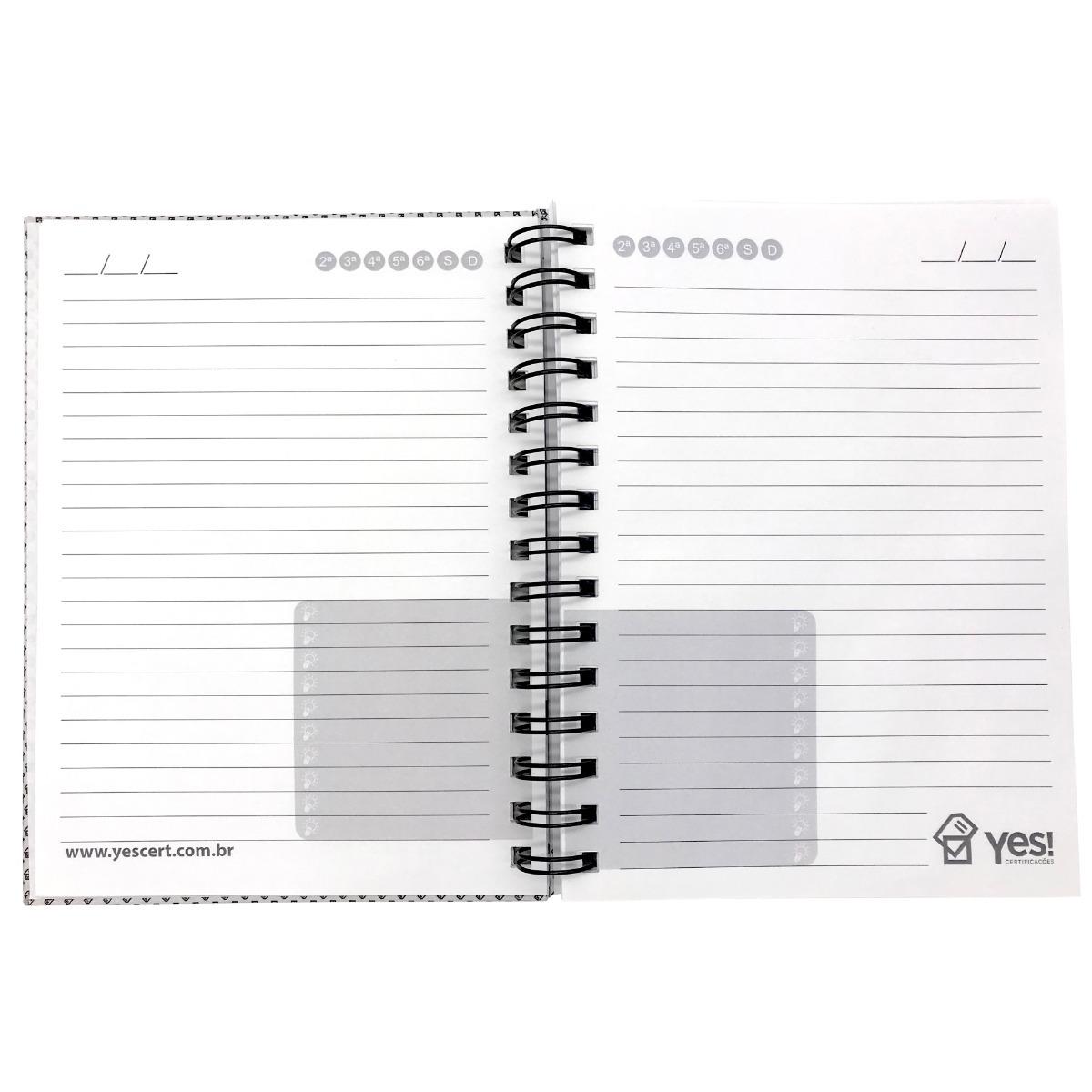 da5f2f9c5 50 Cadernos Capa Dura Personalizado 17