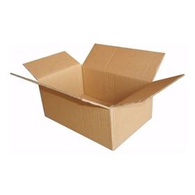 50 Caixa De Papelão Para Embalagem Correios Sedex 27x18x9