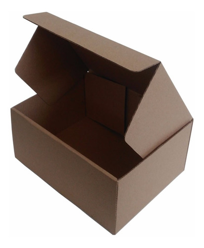 50 caixas de papelão 18,5x14,5x8,5  correios mercado envios
