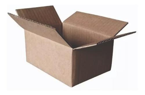 50 caixas de papelão embalagem sedex correio 16 x 11 x 06