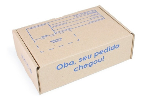 50 caixas de papelão n1 21x14x7 - p mercado livre e correios