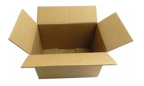 50 caixas de papelão para correios sedex e pac 19x12x12 d3