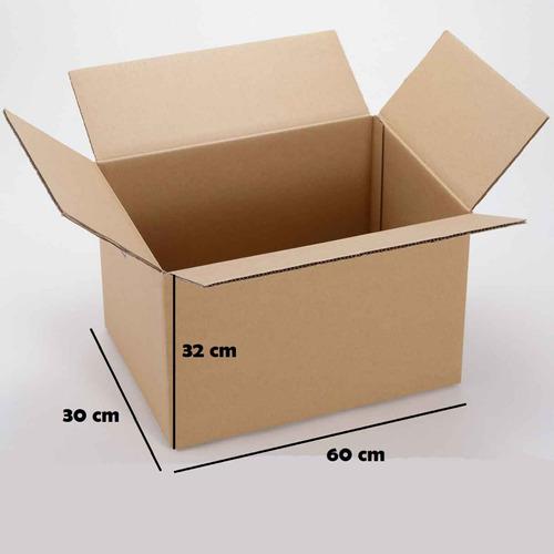 50 cajas de cartón corrugado grande nuevas tipo huevera