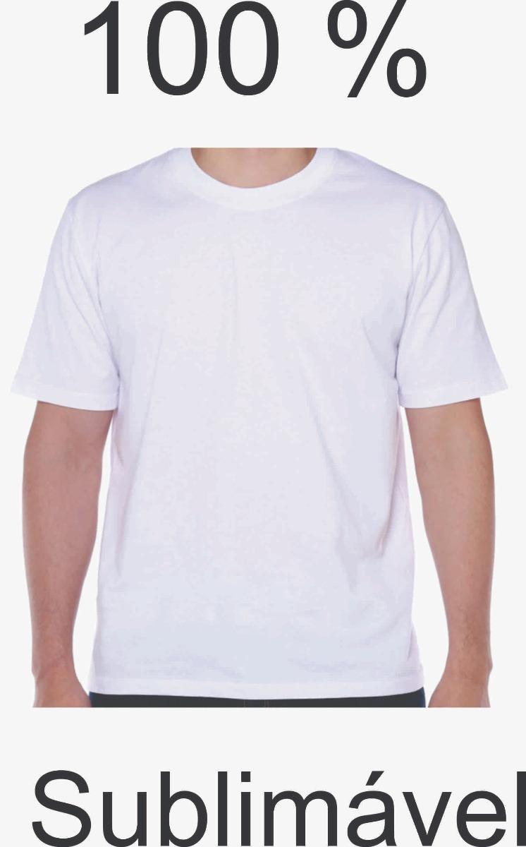 53dd0d51df 50 camisetas para sublimação 100% poliéster. Carregando zoom.