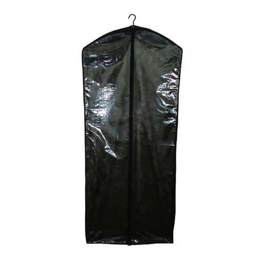 50 capas vestido festa frente transparente - com lateral
