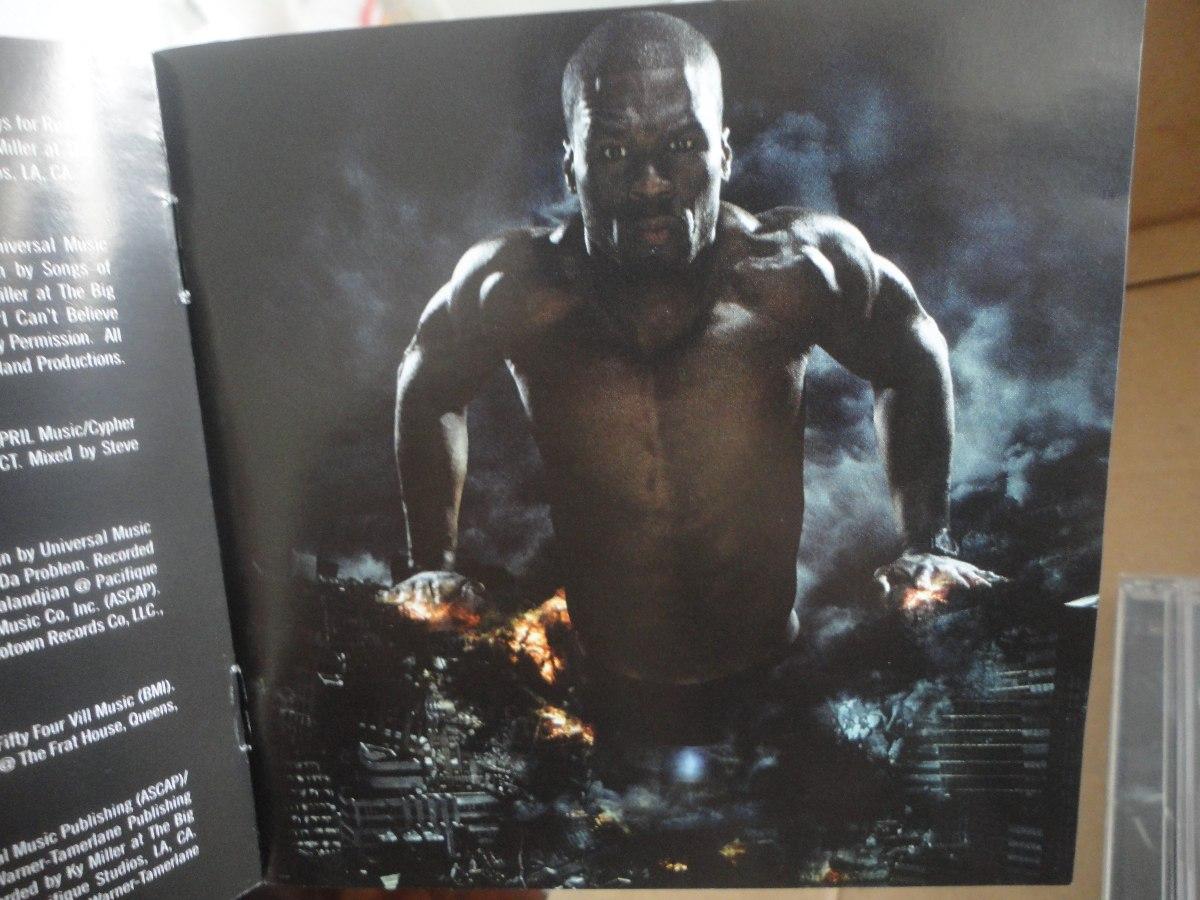 50 cent before i self destruct album cover 34529 movieweb