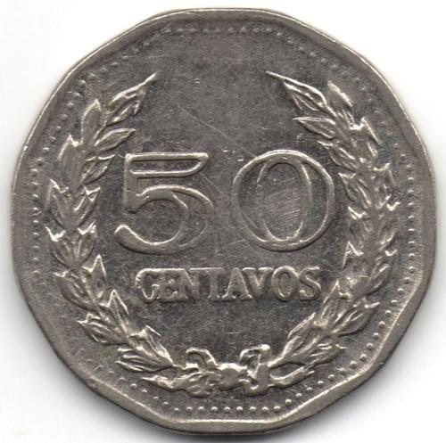 50 centavos 1979 híbrida o mula