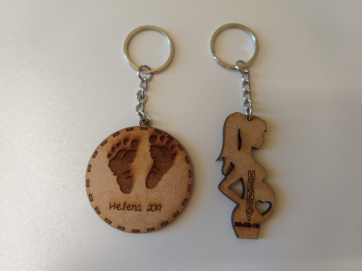 ace2a758ed929 50 chaveiros personalizados lembrancinhas. Carregando zoom.