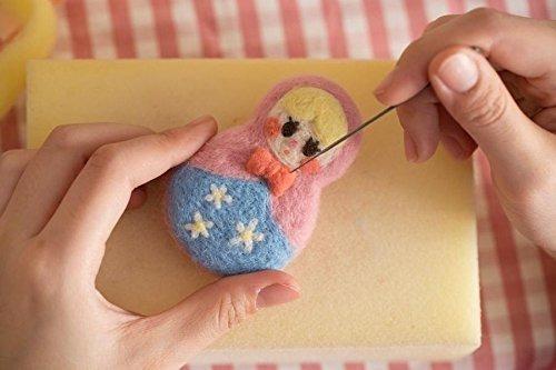 50 colores fieltro fibra de lana de lana hilado de roving de