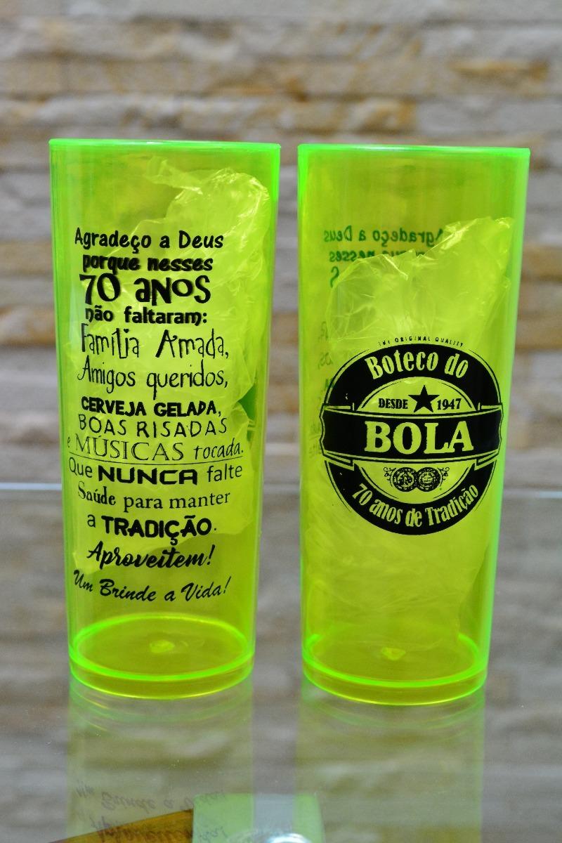 50 Copos Long Drink Acrilico Personalizados R 11990 Em Mercado Livre