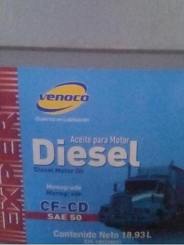 50 diesel y 15w40 pailas todo tipo de aceite
