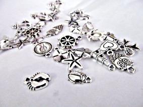 3196d0f487a7 50 Dijes De Metal Para Cintas Souvenirs