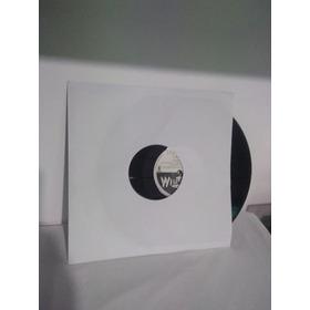50 Envelopes Interno Vinil Lp 12''disco Sacos Discos