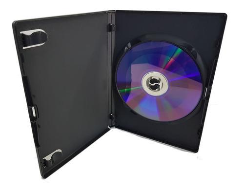 50 estojo capa caixa box dvd preto amaray filme