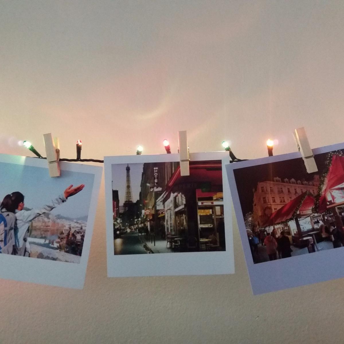 50 Fotos Estilo Polaroid Papel Fotografico Mate - $ 250,00 en ...