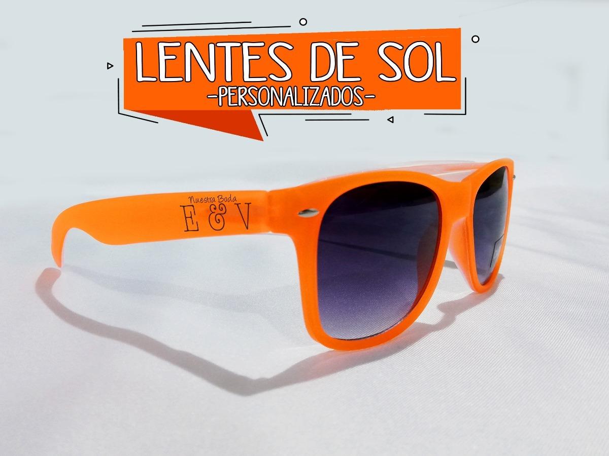 7219a4f617 50 Gafas De Sol Personalizadas Bodas,xv Años,publicidad Etc ...