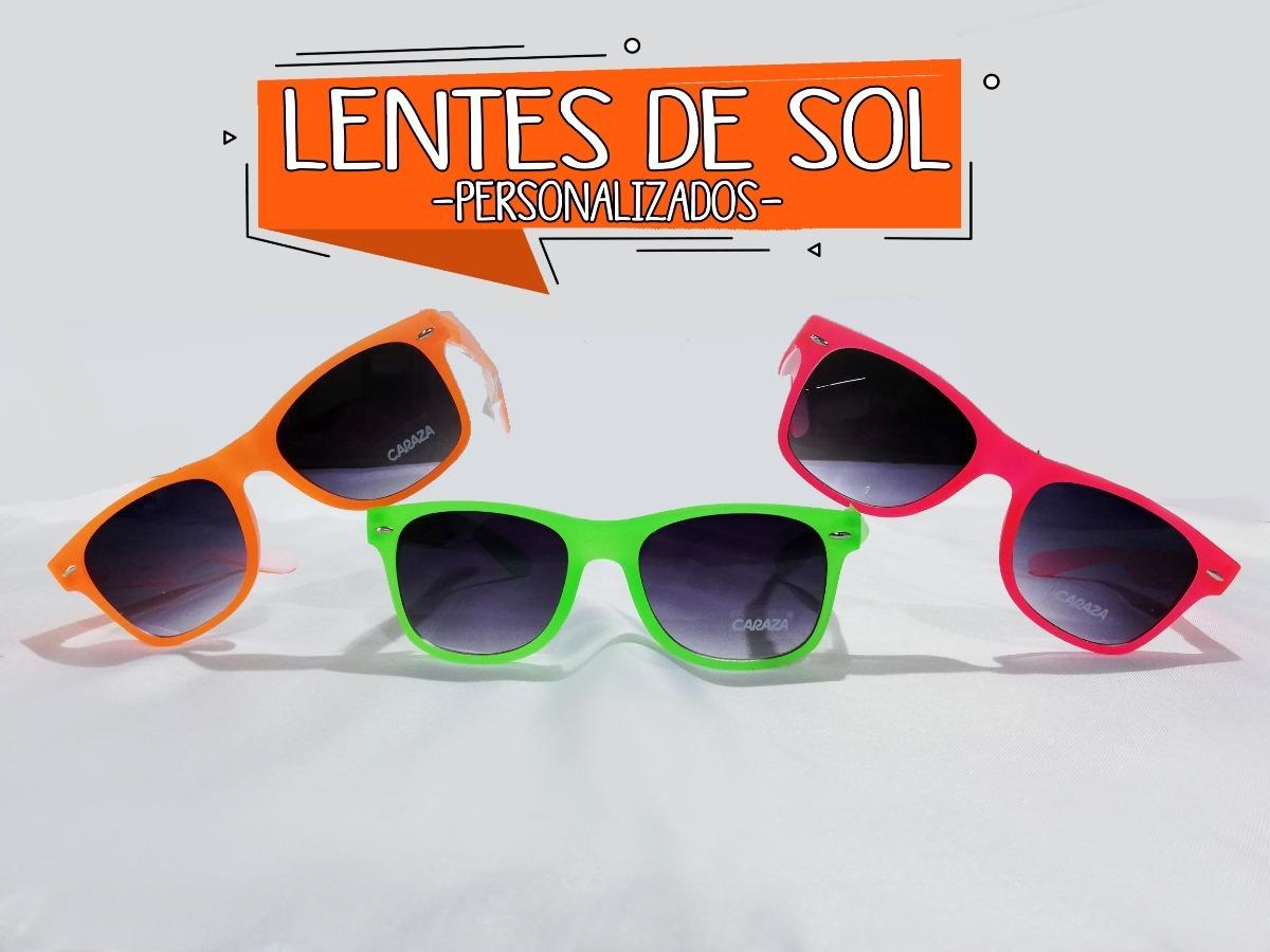 9849023627 50 Gafas De Sol Personalizadas Bodas,xv Años,publicidad Etc ...