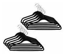 50 ganchos ropa terciopelo tintoreria closet antideslisante