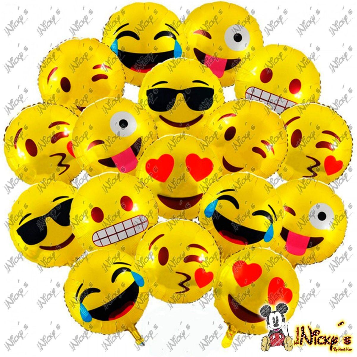 8c994b0f757 50 Globos Emoji