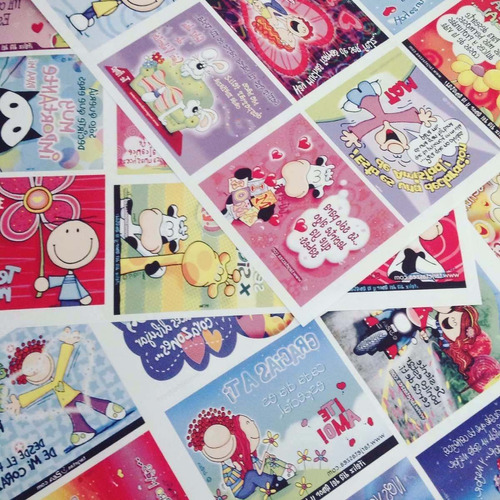 50 impresiones bajadas a4 full color papel ilustración 90gr
