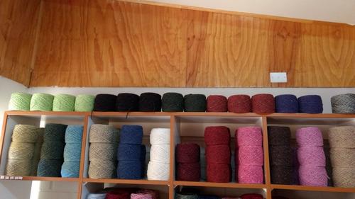 50% lana de oveja pack 20 ovillos (4 kilos)
