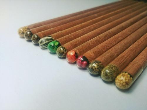 50 lapices ecológico con semilla + envio