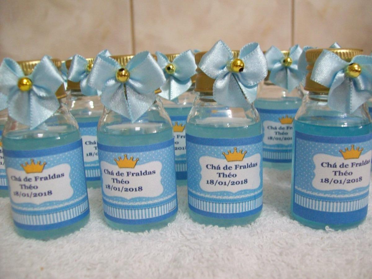 50 Lembrancinhas Chá Bebê Maternidade Nascimentofraldas