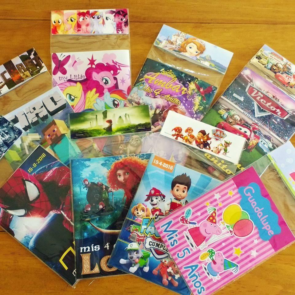 50 Libritos Libros Personalizados Colorear Pintar Souvenir - $ 350 ...
