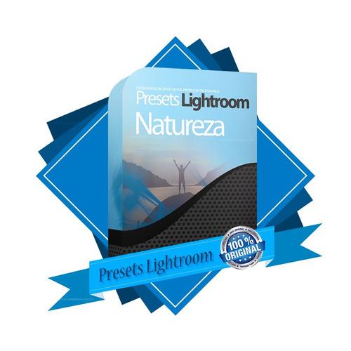50 lightroom presets de natureza profissionais