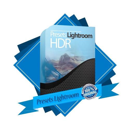 50 lightroom presets hdr profissionais