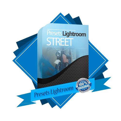 50 lightroom presets street profissionais