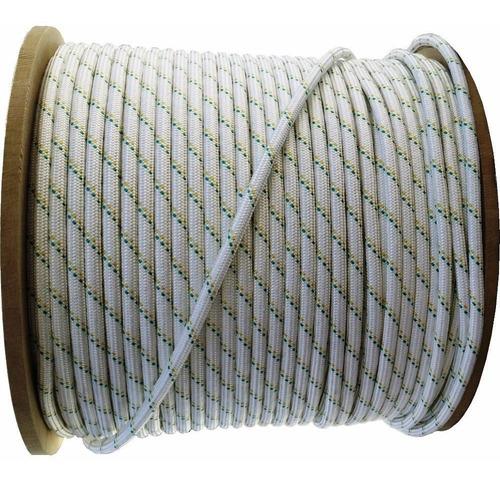 50 metro cuerda soga cabo 12.mm seguridad silleta rapel vida - certificada - de alta tenacidad - resiste sol y lluvia