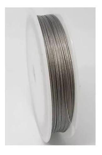 50 metros cabo de aço + 1000 fixadores