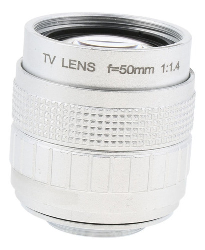 50 milímetros 1/2 -inchf1.4 c monte lente primordial compac