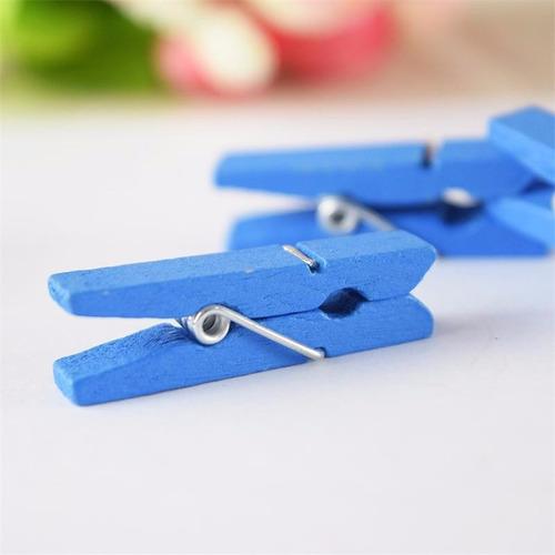 50 mini broches colores surtidos - brochecitos 3,5cm